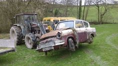The World's Best Photos of scrap and wreck - Flickr Hive Mind Ford Anglia, World Best Photos, Antique Cars, Cool Photos, Scrap, Mindfulness, Vintage Cars, Consciousness