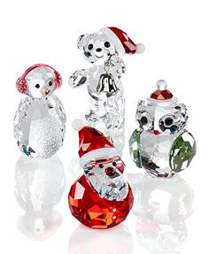 Swarovski Collectible Figurine, Holiday Collection