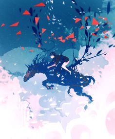 She's called the Rotting Mare; Death's favorite steed .......  ((Far Beyond The Stars by NanoMortis))