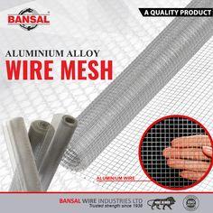 Stainless Steel Wire, Wire Mesh, High Carbon Steel, Galvanized Steel, Aluminium Alloy, Metals, Strength, Unique, Metal Lattice