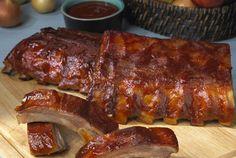 Bob's Oven-Baked Pork Ribs - Kidney-Friendly Recipes - DaVita