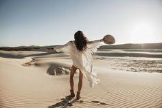 Coffee & Magazines: Lookbook // White Dunes, Gypsy Hues