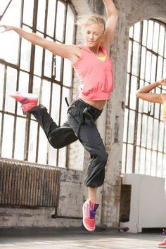 1a6515a4ebd Reebok Dance wiosna 2013 Nike Free Run 3