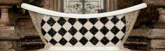 Grace of London - Mosaic and gold leaf baths Luxury Bath, Gold Leaf, Baths, Mosaic, London, Mosaics, London England, Mosaic Art