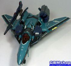 VF-17 Nightmare   Macross Frontier VF-171 Armored Nightmare Plus General Machine Fighter ...