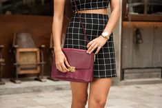 BEFORE & AFTER: CROP TOP AND SKIRT SET | a pair & a spare | Bloglovin'