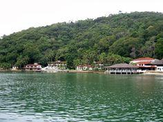 Hotel Pierre, Ilha de Itacuruçá.