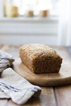 The Bojon Gourmet: Multi-Grain Nut + Seed Bread (gluten-free + vegan)