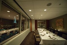 A place to dine with family and friends with an unbeatable view