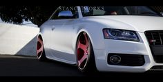 Stirring the Pot: The Rotiform Audi S5 - Stance Works. It's for sale, buy it!