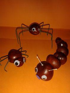Conker creatures