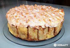 Hungarian Recipes, Crepes, Tiramisu, Delicious Desserts, Pancakes, Cheesecake, Muffin, Pudding, Sweets