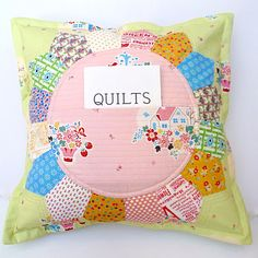 Kerry's Cushion :) | a cuppa and a catch up