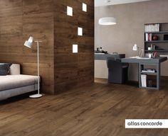 #AXI dark oak | #AtlasConcorde | #Tiles | #Ceramic