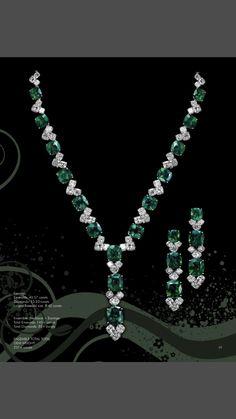 Unusual Jewelry, Antique Jewelry, Vintage Jewelry, Diamond Earing, Diamond Necklaces, Emerald Jewelry, High Jewelry, Fantasy Jewelry, Initial Necklace