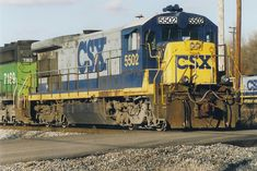 My model railroad was CSX...of course, mine stood for Chessie System/Santa Fe X...not Chessie/Seaboard.
