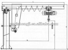 1ton small swing jib crane, View swing crane, XX swing crane Product Details from Xinxiang Crane Factory Co., Ltd. on Alibaba.com