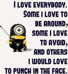 50 Hilariously Funny Minion Quotes With Attitude funny quotes quote jokes attitude lol funny quote funny quotes funny sayings hilarious minion minions sarcastic minion quotes Minion Humor, Funny Minion Memes, Minions Quotes, Funny Jokes, Hilarious, Minion Sayings, Minions Pics, Twisted Humor, Disney Memes