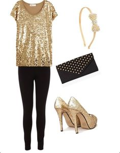 Christmas/New Years party outfit?