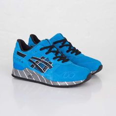 ASICS  Gel-Lyte III Bright Blue/Black