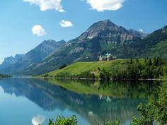 Waterton Glacier International Peace Park, United States of America.