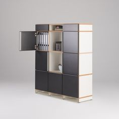 Shelving systems-Office shelving systems-Storage-Shelving-Classic shelf-system-mocoba