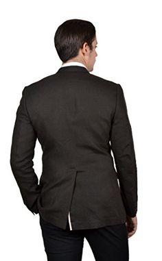Dolce & Gabbana Men's Blazer Jacket Grey Size IT 48R (US 38R)