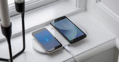 Få trådløs lader til smarttelefonen din Electronics, Consumer Electronics
