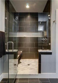 like the colors and style...would have to be a smaller scale for our shower, but it'd work ;)