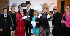 Artist Michael Indorato, Diane McGraw President and Producer McGraw Productions one of the Judges, Gina McCarthy and Super Model Todd Elkins both won the 1st place prize for best costume the prize is a 5 nights 4 days stay in a Cancun Resorts for 4, Gloria T. Cressler Event Producer & International Editor of Black Tie International Magazine, European Super Model Angelina Shipilina, Sandy Jacolaw Chief Information Officer (Silver Properties that includes the World Trade Center and World…