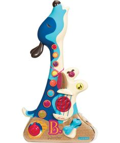 Buy B Woofer Hound Dog Guitar at Argos.co.uk - Your Online Shop for Baby musical toys.