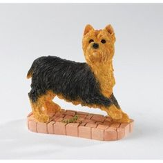 Border Fine Arts - yorkshire terrier Dog Figurine  ornament collectable gift