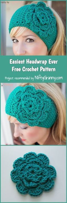 25 + › Niedliche & schöne Stirnband häkeln kostenlose Muster Bandeaux mignons et magnifiques au crochet Crochet Mittens Pattern, Bonnet Crochet, Easy Crochet Patterns, Knitting Patterns, Beanie Pattern, Hat Patterns, Crochet Poncho, Sewing Patterns, Pattern Ideas