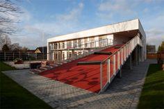 C. F. Møller Architects Children's House in Odense Denmark  2010