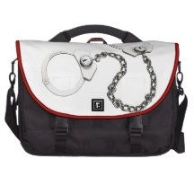 Zombie handcuffs Amazing Pieces Bags For Laptop