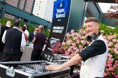 Florian Sailer DJ set for Vivienne Westwood #viviennewestwood #djset #entertainment #party #crescenziandco #event