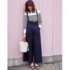 Japan Fashion, Clothes For Women, Pants, Women's Clothing, Twitter, Outerwear Women, Trouser Pants, Women's Clothes, Outfits For Women