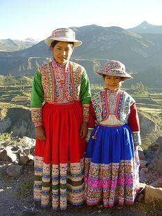 TRAJE TIPICO PERU - Buscar con Google