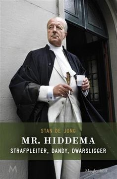 Mr. Hiddema: strafpleiter, dandy, dwarsligger  - Theo Hiddema Besproken in RTL Late Night
