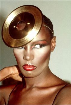 Net Image: Grace Jones: Photo ID: . Picture of Grace Jones - Latest Grace Jones Photo. Grace Jones, Ms Jones, Studio 54, Lady Gaga, African American Fashion, Foto Art, We Are The World, Musa, Amazing Grace