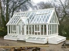 Bespoke Victorian Greenhouses Here at Bespoke Victorian Glasshouses we offer a totally bespoke service to our customers if you require a wonderful grand design or a simple model we can help Simply tell us your requirements and we will turn your ideas into Greenhouse Effect, Backyard Greenhouse, Small Greenhouse, Greenhouse Plans, Pallet Greenhouse, Portable Greenhouse, Heating A Greenhouse, Greenhouse Growing, Greenhouse Wedding
