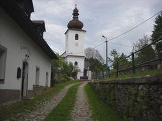 Kostel sv. Bartoloměje - Rejštejn - Šumava - Česko