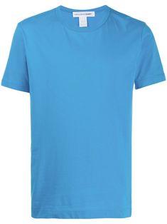 Comme Des Garçons Shirt Basic T-shirt - Farfetch Comme Des Garçons Shirt, Comme Des Garcons, Quality T Shirts, Size Clothing, Women Wear, Short Sleeves, Mens Tops, Fashion Design, Clothes