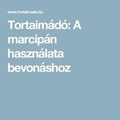 Tortaimádó: A marcipán használata bevonáshoz