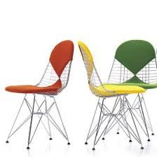 DKX chair Charles and Ray Eames