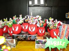 Superhero Birthday Party Ideas | Photo 1 of 11 | Catch My Party
