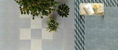 modern tile designs with digital printing glazing