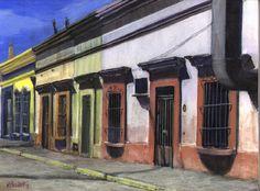 Mazatlan doorways