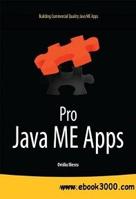 Pro Java Me Apps: Building Commercial Quality Java Me Apps Java, Post Pro, Computer Books, Free Ebooks, Chevrolet Logo, Commercial, Apps, Learning, Building