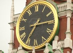 Picture of clock on the Kremlin tower close up stock photo, images and stock photography. San Petersburg, Ghost Protocol, Mission Impossible, European Vacation, Moscow Russia, Perfect Timing, Oh The Places You'll Go, Dream Vacations, Close Up